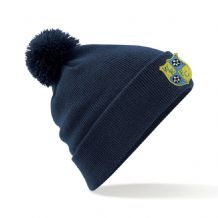 Wellington Rec Bobble Hat - Navy